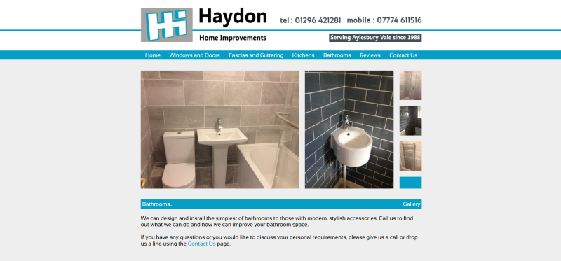 Haydon Home Ocelot Solutions